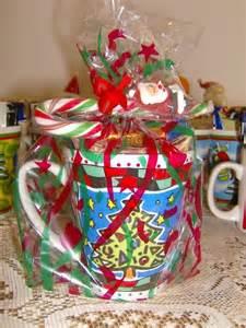 easy christmas gift mug 183 how to make a gift basket