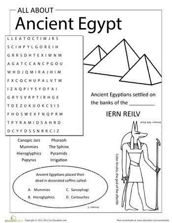 printable egyptian crown all about ancient egypt ancient egypt worksheets and
