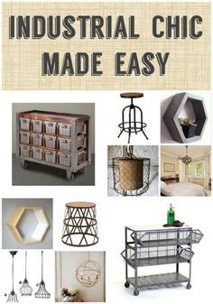 urban chic home decor industrial chic is it for you