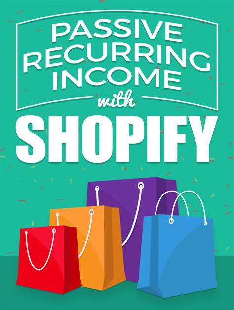shopify review how to make money with shopify passive recurring income with shopify plrassassin