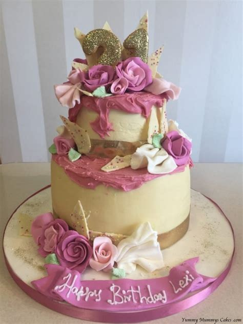 ladies birthday cake yummy mummys cakes cakes   occasions