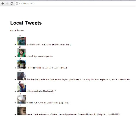 node js twitter stream tutorial using node js and socket io to stream tweets from the