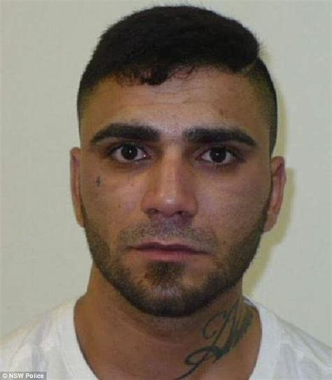 teardrop tattoo under eye on the hunt for criminal 25 in sydney