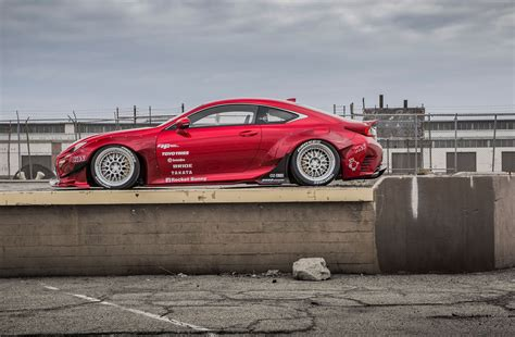lexus custom lexus shows two custom 2015 rc f studs at sema