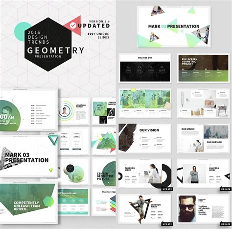 25 Awesome Powerpoint Templates With Cool Ppt Designs Powerpoint Template Design