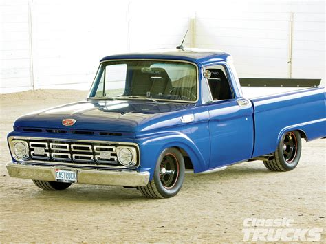 1964 ford truck 100 1964 f ford part truck
