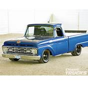 1964 Ford F100 Front Pictures