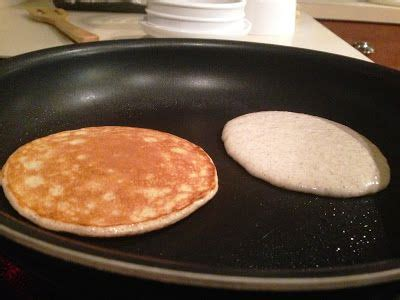 healthier pancakes 6 egg whites 1 cup rolled oats