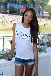 jourdan dunn reveals she has been wearing wigs daily