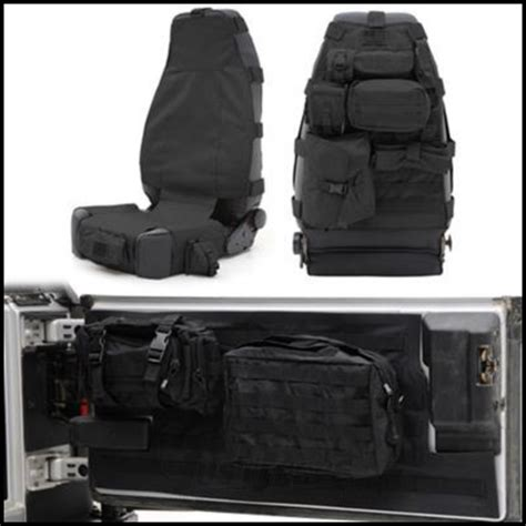 smittybilt gear seat covers tj jeep parts buy smittybilt gear front seat cover tailgate