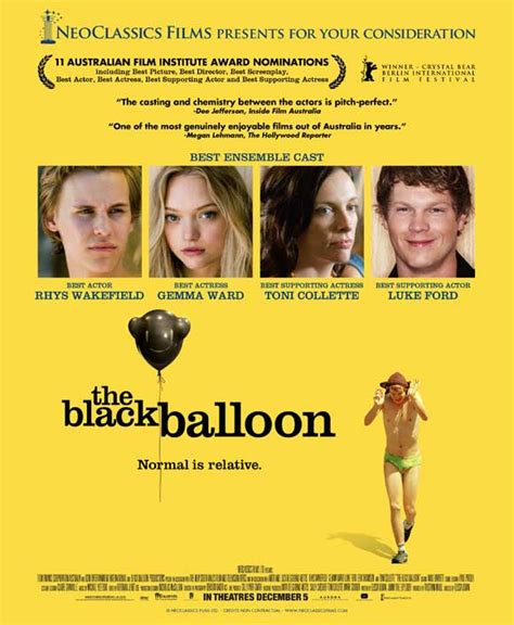 themes in the black balloon film the black balloon movie posters from movie poster shop