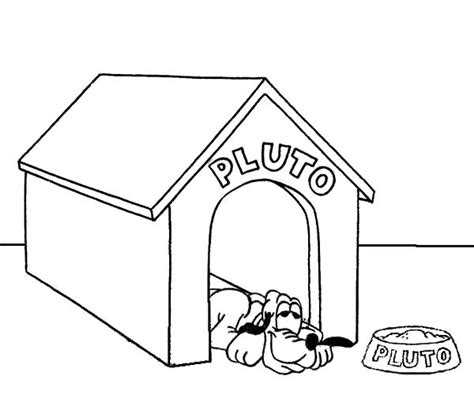 house food for dogs dog house coloring page dog house and food bowl coloring pages vitlt com