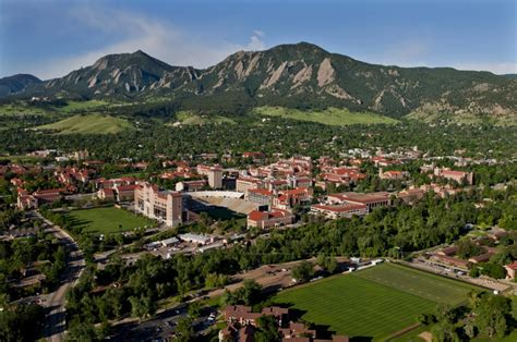 Of Colorado Boulder Mba by Back To Being Boulder