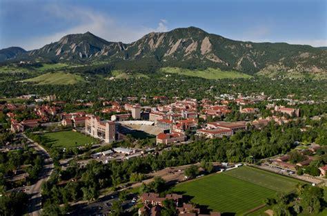 Cost Of Cu Boulder Mba by Boulder Colorado View Cu Boulder Cus Real Estate