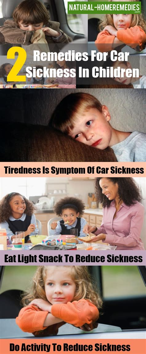 preventing motion sickness in children how to avoid car