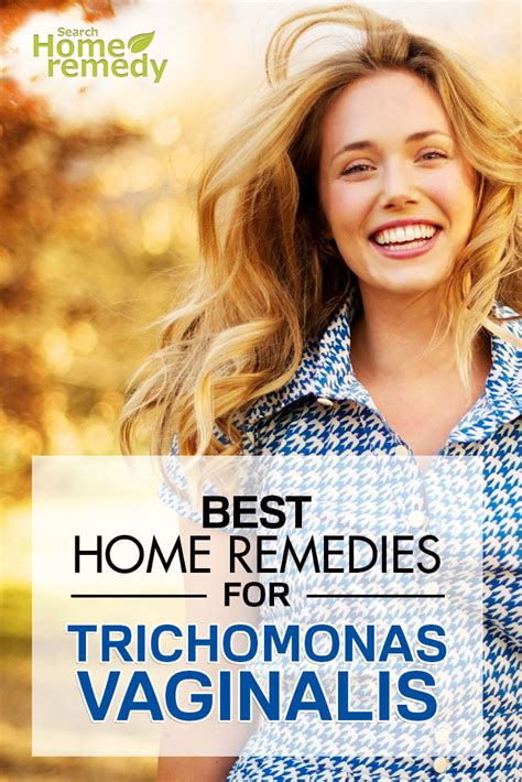 best home remedies for trichomonas vaginalis