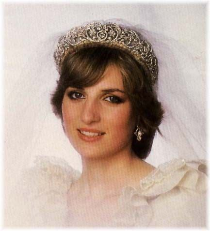 lady diana spencer decor to adore royal wedding wednesdays tiara s and