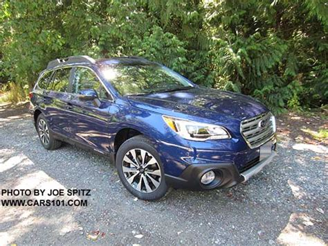 blue subaru outback 2017 2017 outback specs options colors prices photos and more