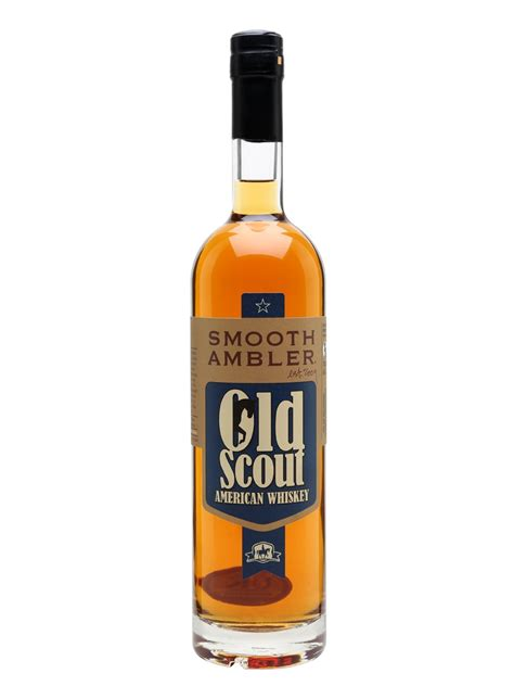 smooth ambler old scout bourbon smooth ambler old scout american whiskey the whisky exchange
