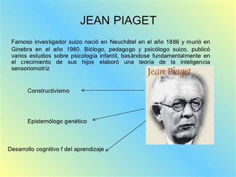 imagenes mentales piaget pdf constructivismo segun piaget