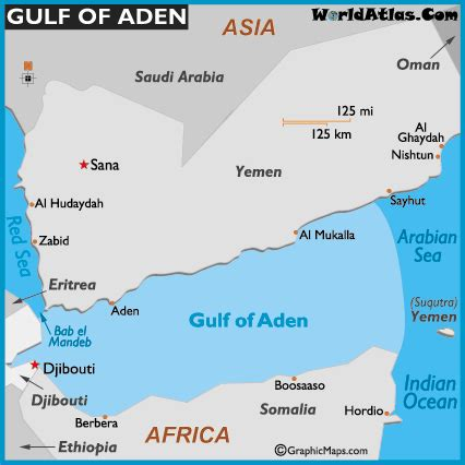 middle east map gulf hitchman gulf of aden