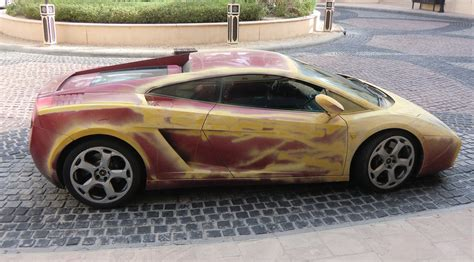 lamborghini custom paint job lamborghini gallardo paint job via dubai desert