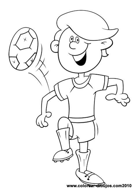 imagenes para pintar para niños dibujos de deportes para colorear dibujos de ni 241 o jugando