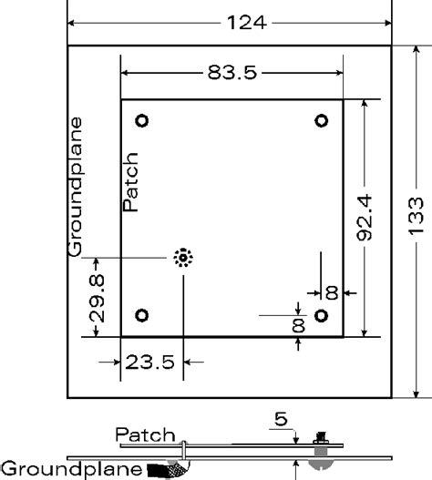 antenna pattern xml gps antenna dementions gps tips