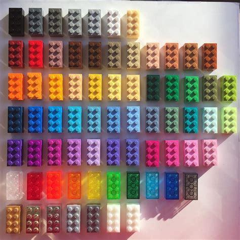 lego colors lego