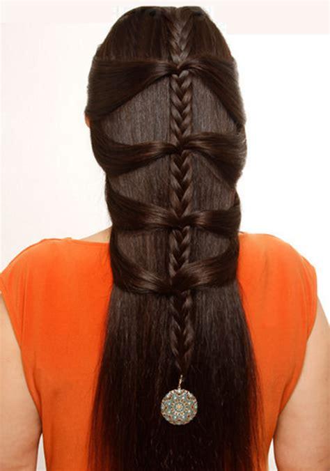 Model Rambut Di Kepang by Ini Dia Model Rambut Kepang Yang Gak Kungan Model
