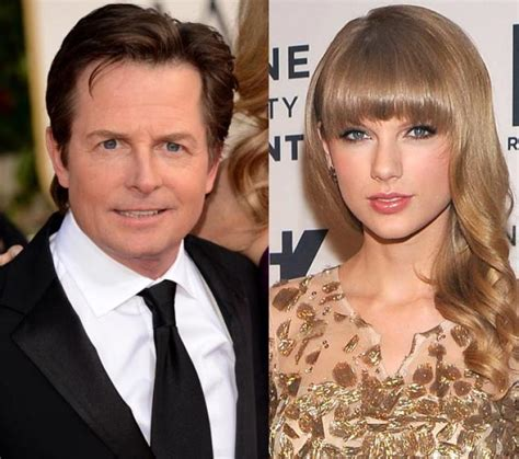 michael j fox taylor swift michael j fox to taylor swift stay away from my son