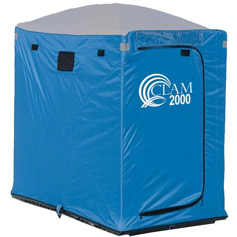portable ice house plans clam ice shacks quotes