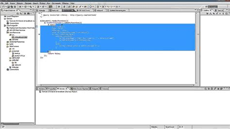 tutorial jsp javascript ajax tutorial hd jsp call to java servlet using jquery