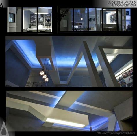 beleuchtung studio originelles schreibtisch bett studio nl
