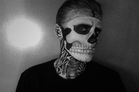 zombie boy makeup loreal mugeek vidalondon