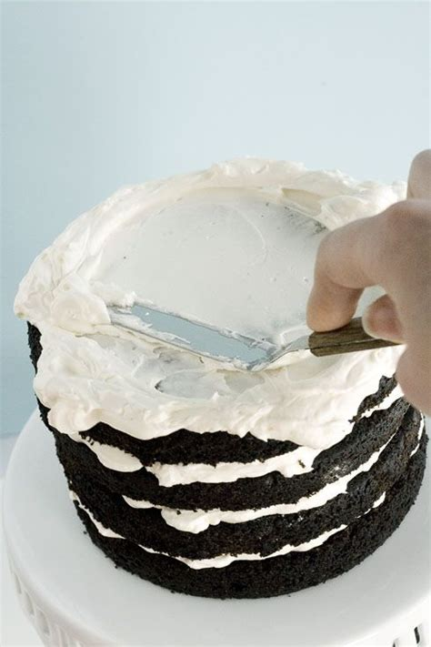 how to a cake icing recipe decorating tips