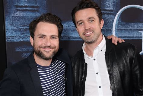 charlie day podcast charlie day on mac s big reveal on it s always sunny in