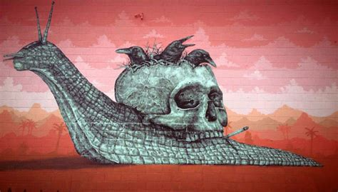Animal Wall Murals artist of the week alexis diaz widewalls