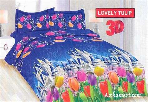Sprei Bonita 3d Motif Merpati grosir sprei dan bed cover murah jual sprei dan bed