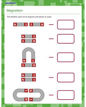 Magnets Worksheet by Magnets For Worksheets The Best And Most