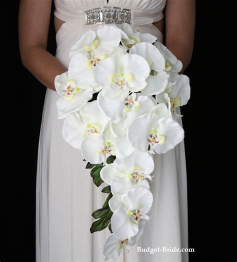 orchid wedding bouquet phalaenopsis orchid wedding bouquet