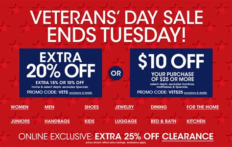 Furniture Veterans Day Sale by Retailers In On Service Newscut