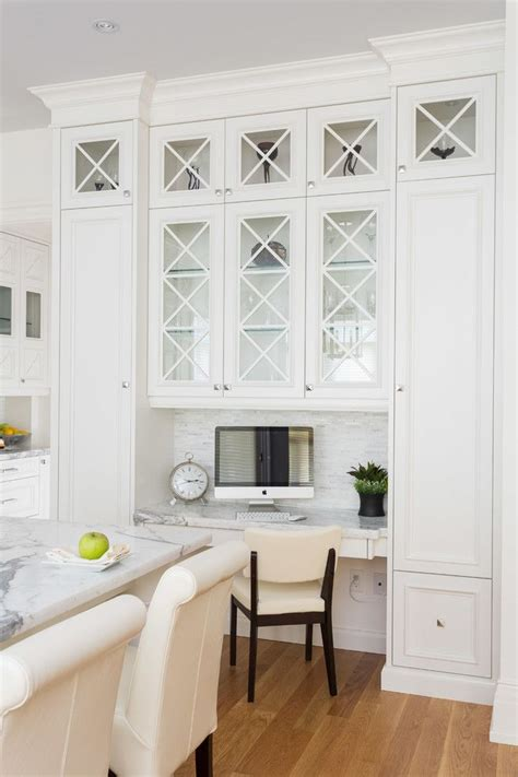kitchen office desk best 25 kitchen desks ideas on kitchen office