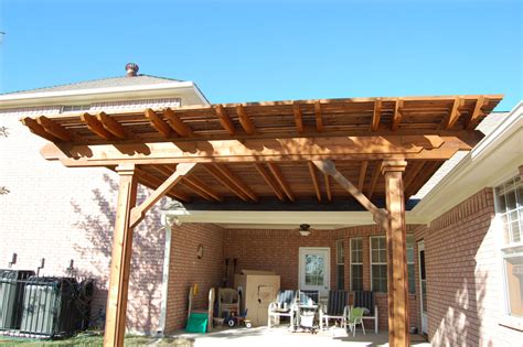 Custom Patio Designs Spaced 2 215 2 Shade Structures Custom Patio Designs Forney Tx