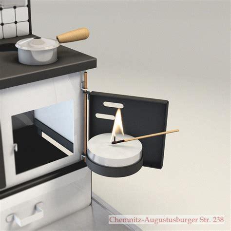 Mini Teelichter Kerzen by R 228 Ucher Kerzen Ofen Huss Erzgebirge Mini Kochherd Wei 223