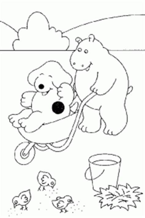 Coloring Pictures Of Spot The Dog | spot the dog coloring pages let s read spot the dog