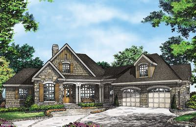 Ranch Rambler Style Home Walkout Basement House Plans And Floor Plans Don Gardner