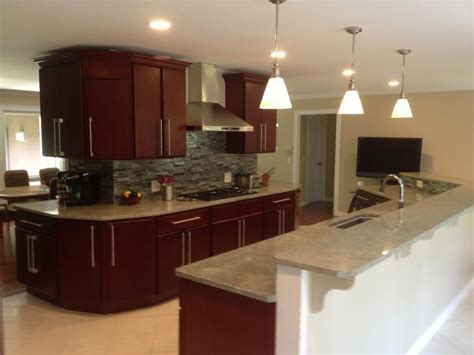 kitchen paint colors with light wood cabinets smashing cherry wood cabinets kitchen cabinet backsplash tile cherry red size cherry red cabinet