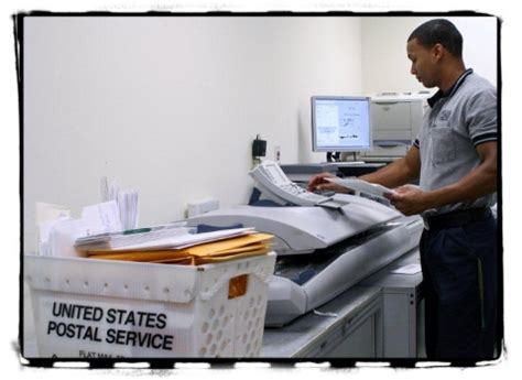 mail distribution service administration facilities