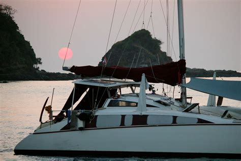 catamaran charter in thailand charter catamaran sy full steam sailing phuket